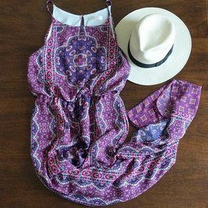 Renee C. Maxi dress